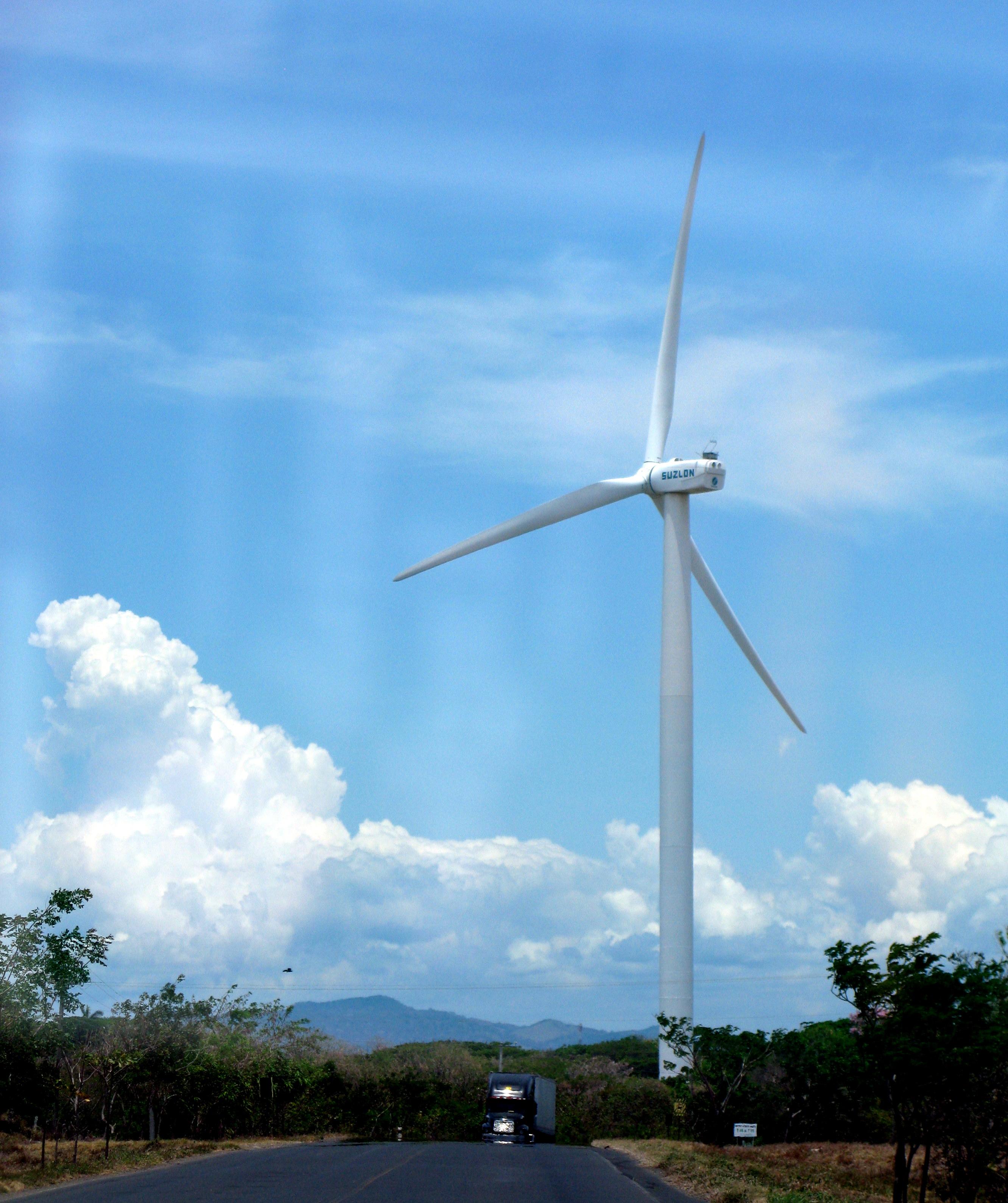 Windmills In Nicaragua | hip-E habitat