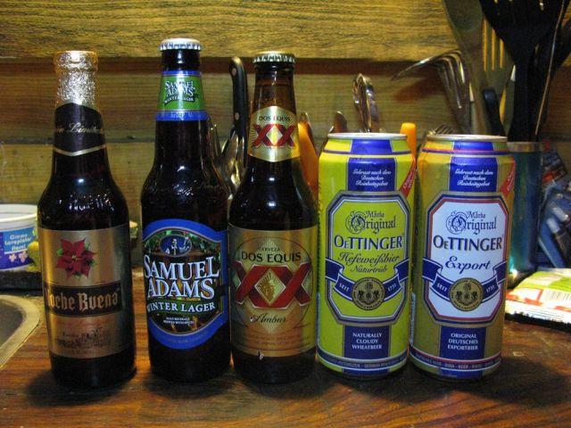 managua beers