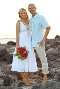 Holly and Kim Get Married in Nicaragua