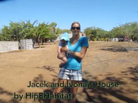 Jacek and Ivona's House byHipehabitat